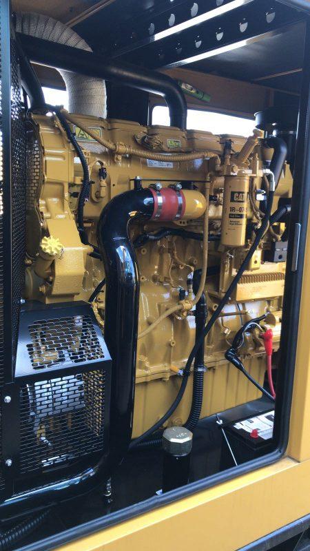 550 kVA Caterpillar C15 Diesel Engine For Sale In UK