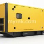 150 kVA Caterpillar DE150 C7.1 Silent Diesel Engine