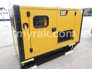 65 kVA Caterpillar DE65 C3.3 Silent Diesel Engine