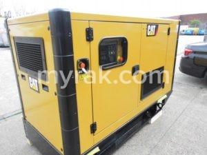 65 kVA Caterpillar DE65 C3.3