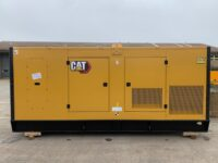 NEW 550 KVA CATERPILLAR C15 DIESEL SILENT SET