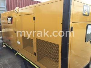 550 kVA Caterpillar C15