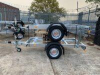NEW YEAR 2021 KNOTT 1800 kgs Gross Single Axle Generator Trailers