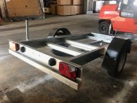 New Knott 1800 KGS Generator Trailer, Single Axle
