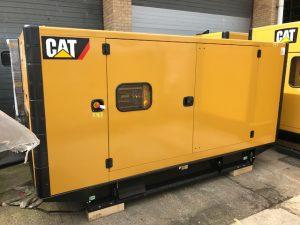 220 kVA Caterpillar DE220 CAT C7.1 Silent Diesel Engine