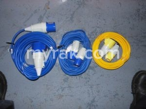 Various Extension Leads