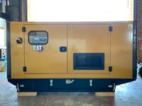 YEAR 2020 NEW 110 KVA CATERPILLAR DE110E2 (CAT C4.4 DIESEL)