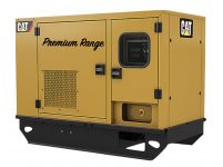 17 kVA Caterpillar DE22 With Caterpillar Engine, 1 Phase, Stage IIIA Emissions Compliant