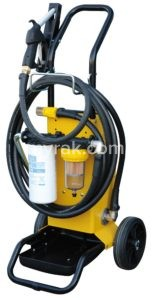 Fuel Cleaning Double Filter Pump