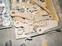 Selection of Crane Rope Anchor & Wedge