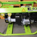 4 kVA Pramac E4000 Petrol Generator Petrol Honda Engine