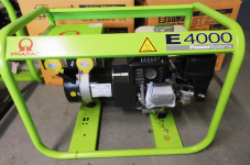 4 kVA Pramac E4000 Petrol Generator With Honda Engine