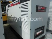 220 kVA Genmac Royal With Iveco Engine, 400L Bunded Base