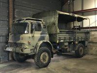Year 1985 Bedford MJ330 Ex British Army (4 wheel drive)