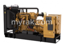 New 715 kVA Caterpillar C18 engine Open Set Generator