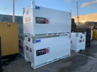 NEW TRANSCUBE 2000 Litres Contract Steel Bunded Fuel Tank ( MODEL 20TCC)