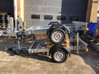 NEW YEAR 2021 KNOTT 1300 KGS Generator Trailer, Single Axle