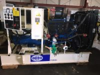 220 kVA FG Wilson P200H As New Skid Mounted Open Set Only 32 Hours
