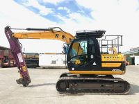 Year 2011 JCB JS130LC (5860 hours)