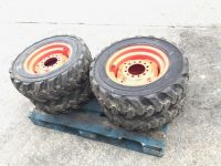 NEW tyres / wheels to suit Bobcat S100 skidsteer