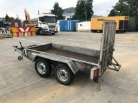 INDESPENSION Twin Axle Plant Trailers (CHOICE)