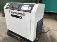 Electric 3 Phase Compressor Ingersoll Rand SSR