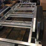 Knott 2700kgs Generator Trailer 2 Axle