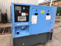 11.2 kVA Sutton Super Silent, Single Phase 1500 RPM Generator, 5 Available