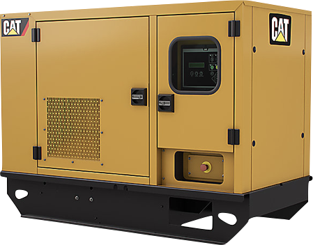 Caterpillar Generators