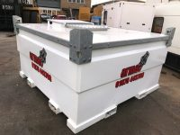 4500 Litre Western Bunded Fuel Tank With Generator Connections