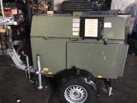 As New Crestchic Load Bank With 6 x 20 KW
