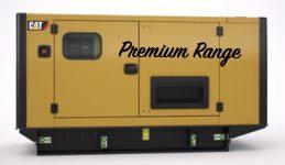 65 KVA CATERPILLAR DE65 C3.3 SILENT ENGINE