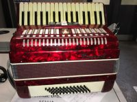 Parrot Piano Accordion In Box, In As New Condition