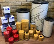 Service Kits for Caterpillar, FG Wilson, Genmac and Pramac