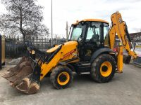 Year 2014 JCB 3CX Sitemaster ECO (Only 1390 hours)
