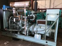 250/275 kVA Dawson Keith Skid Mounted Open Set With Rolls Royce Engine