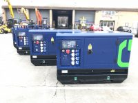 27 kVA Harrington Multiphase Rental Spec Year 2016, Stage III Emissions Compliant (Choice – AS NEW)