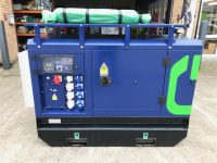 27 kVA Harrington Multiphase, Year 2015 (ATS panel) Rental Spec, Stage III Compliant