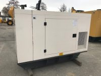 65 kVA AJ Power Silent Diesel Generator With Perkins Engine (CHOICE of 3 – Low hours)