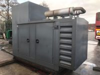 80 kVA Swan Super Silent Diesel Generator With Perkins Engine, only 93 Hours Worked