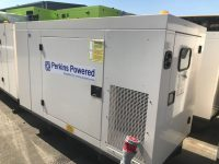 65 kVA AJ Power Silent Diesel Generator – Perkins Engine – 8 Available – Low hours