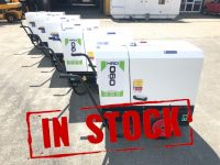 6 KVA HARRINGTON HRD060 SILENT DIESEL YANMAR L100 ENGINE