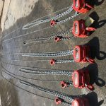 5 X 3 To 6m Tiger Chain Hoists
