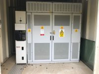 1000 kVA Transformer Merlin Green, 400/11000V, As New Condition