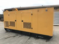 500 kVA Caterpillar Olympian GEP500-2 Silent Diesel Generator With Perkins engine, Year 2008