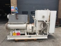 75 kVA Lister HL6 Skid Mounted Open Set With Only Standby Hours