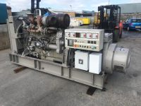 275 kVA Dorman Skid Mounted Open Set With Standby Hours Only