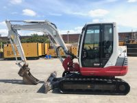 Year 2015 TAKEUCHI TB250 (998 hours)