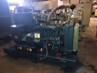 70 kVA Shannon Power Skid Mounted Open Generator With Iveco Engine, Year 2004 (463 hours)