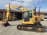 Year 2007 KOMATSU PC138US-8 (Zero tail swing)